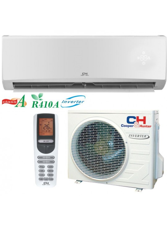 Кондиционер Cooper&Hunter Alpha Inverter CH-S18FTXE WIFI
